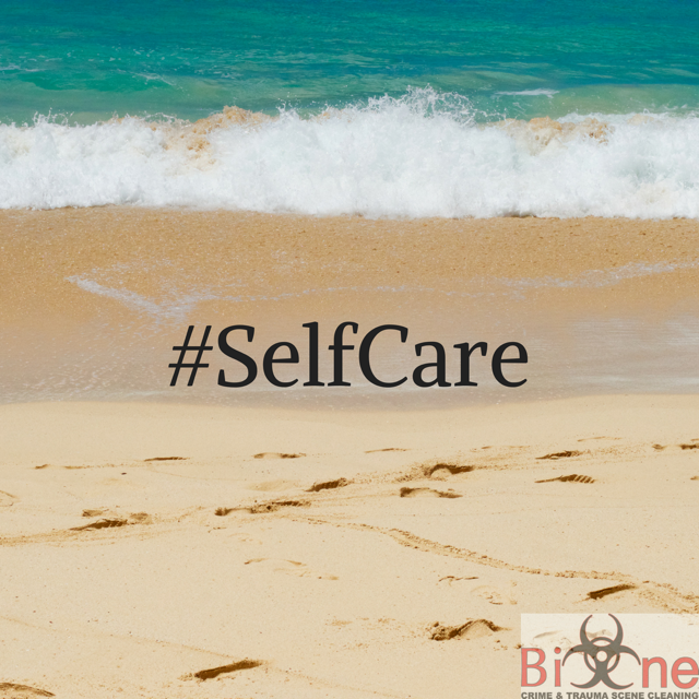 Self-Care: You Deserve It!